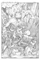 Ryder pencils issue 2 page 33 by FlowComa