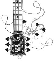Guitar Front by metalsan