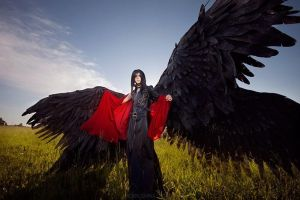 Lucifer_Angel Sanctuary by AMPLE-COSPLAY