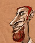 Caricature Sketch by DoodleArtStudios