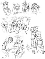 The Niccals Nightstalkers Are Silly by anniemae04