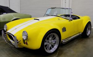 67 Cobra by boogster11