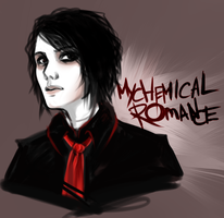 Gerard Way 2 by Maoete