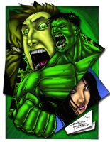 The Incredible Hulk by TheRealSurge