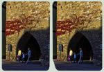 Westerntor Gate of Wernigerode X-3D HDR by zour