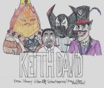 Keith David Tribute by CelmationPrince