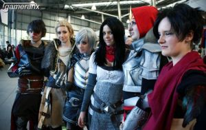 Dragon Age. by sarahwilkins