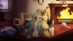 PMOL Contest-Cats, Coffee, and Cuddles by Faith-Wolff