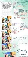 step by step: Vocaloid by abondz