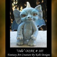 Odle Fantasy Little Creature by KabiDesigns