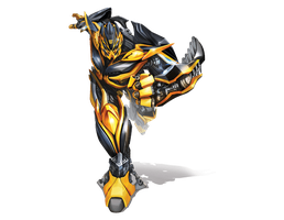 Age of Extinction: Bumblebee by sonichedgehog2