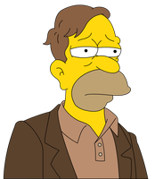 Abraham Simpson by frasier-and-niles