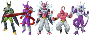 ultimate fusion evil by theothersmen