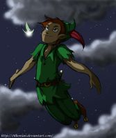 Peter Pan by Zilkenian