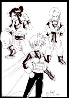 dbz beauties_by AllyMcbeal18 by DBZbeauties