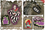 Beetlejuice Patches by ShyCustis