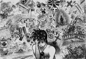 Post Traumatic Stress Disorder by Autumn-Gracy