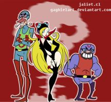 Time Bokan by jaliet