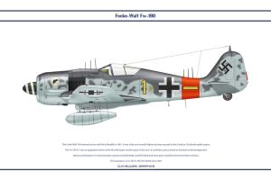 Fw190A7 JG300 1 by WS-Clave