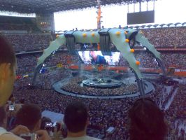 U2 - 360 tour - milan by ibx93