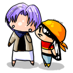 Chibi Trunks Chapter 1: How It Was by x-bubblemunky-x