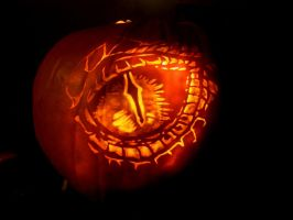 Eye of Smaug by Adnaurian