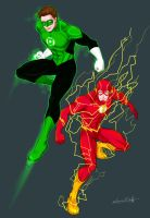 the BRAVE and the BOLD by sherrill018