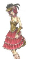Steampunk design for Acre by Taicho