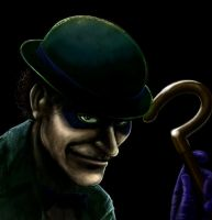 Gritty Riddler by Deviator77
