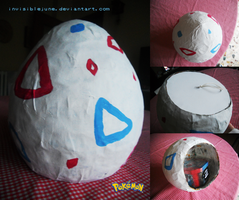 Togepi Egg with surprise by InvisibleJune
