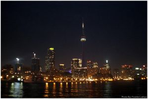 Toronto by hyper-text