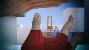 Mirror's Edge First-Person by Binary-Map