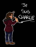 Je suis Charlie by Mo-Time