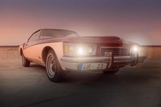 Buick Riviera 1973 by riksons
