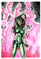 Rogue - Power of Gambit by Ayaki-usagi