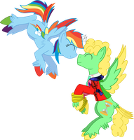 Hovering Around by Spitfire-SOS