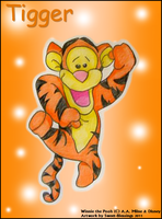 Tigger by Sweet-Blessings