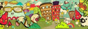 Totally Sheep Webheader by goenz