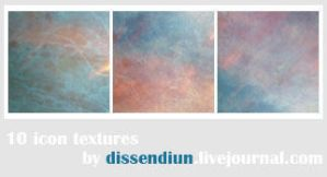 Icon Textures 08 by dissendiun
