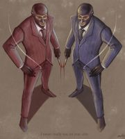 TF2 - Spy is Spy by ruri-adati