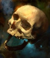 20151013 Skull Psdelux by psdeluxe