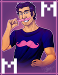 Markiplier by SUCHanARTIST13