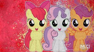 Cutie Mark Crusaders by EdwinprGTR