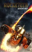 Rocketeer by isikol