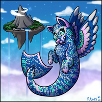 Chibi - Welcome To My Island by NorthPaws