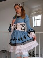 Lolita Alice 1 by Altaria13-Stock