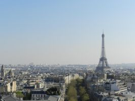 Paris Landscape by andreibsc