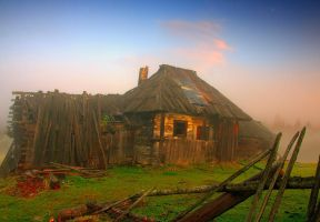 Old left by lica20