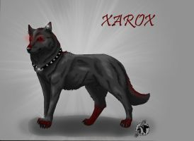 Xarox gifart finished by dark-iowa