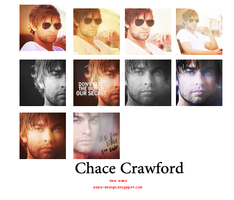 Chace Crawford icons by sasa-92